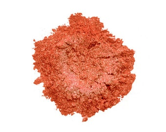 "Mineral Blush Sample | CLEAR SKIN ""MANGO"" Mineral Blush 