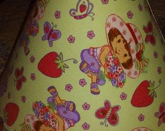Strawberry Shortcake Lampshade