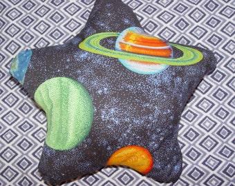 Galaxy star pillow. Ready to ship.