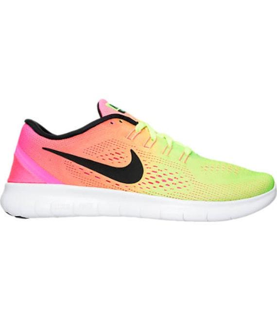 purchase cheap 5e6ce 64113 high-quality Sale Swarovski Nike Free RN ULTD Blinged with by Glitzland on  Etsy