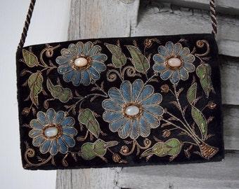 Vintage Embellished Handbag