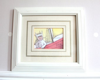 Where The Wild Things Are Picture Frame