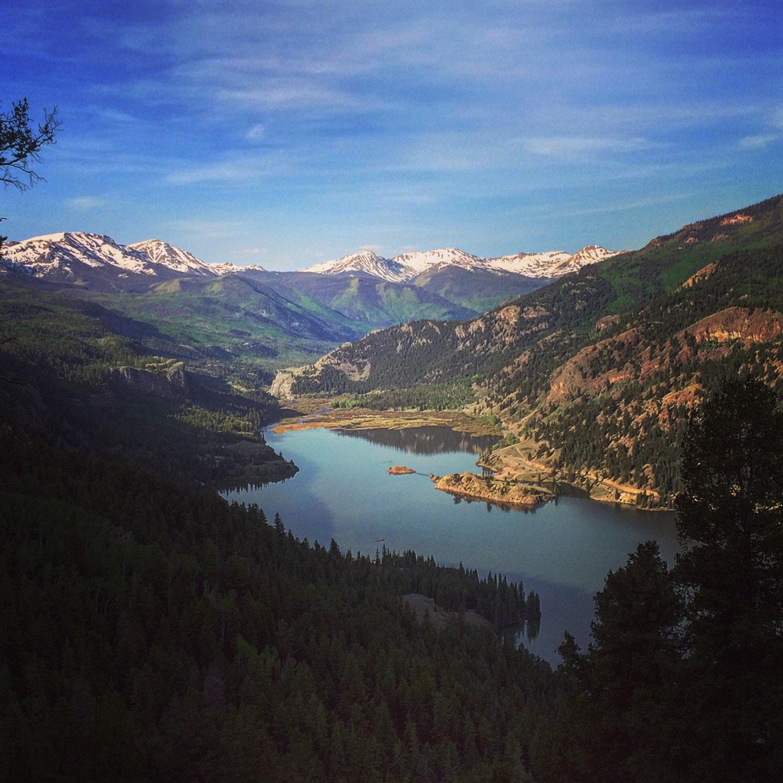 Colorado Photography Lake San Cristobal Lake City Colorado