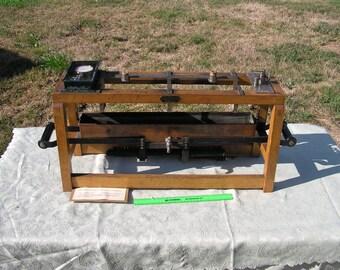 Amazing ca1910 Max Kohl AG Chemnitz, Germany Thermal Expansion Teaching Apparatus (Pyrometer)