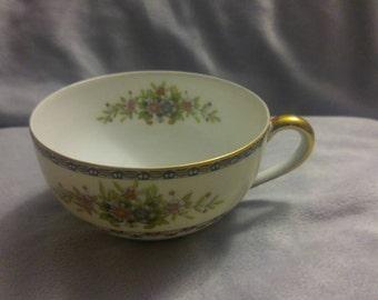 Pre WWII Noritake Morimura Castella Pattern Tea Cup