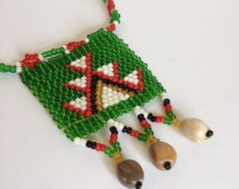 Zulu Love Letter Necklace