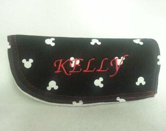 Mickey Mouse Soft Eye Glass Case