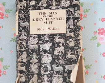 The Man in the Grey Flannel Suit 1950s  Sloan Wilson novel Gregory Peck