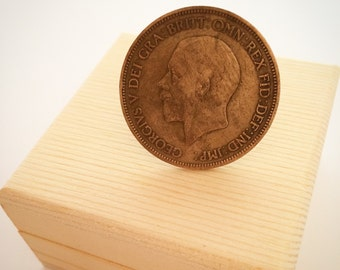 1928 Penny Ring