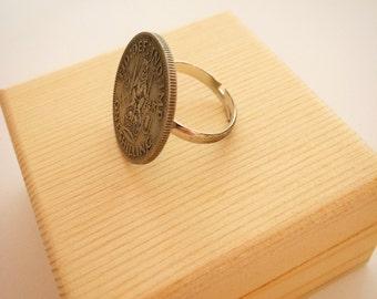 1943 Shilling Ring