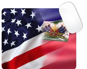 Haitian Flag Etsy