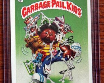 Garbage Pail Kids - Glooey Gabe (123a - 1986)