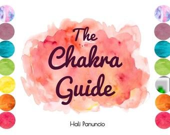 chakra ebook, chakra guide, chakras, chakra book