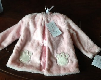 Girls Adorable Bunny Jacket
