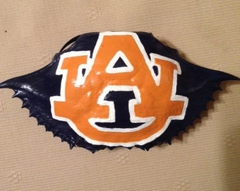 Auburn University - Handpainted crabshell
