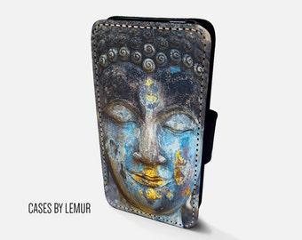BUDDHA Case For Samsung Galaxy S6 Edge Wallet Case For Samsung Galaxy S6 Edge Leather Case For Samsung Galaxy S6 Edge Leather Wallet Case