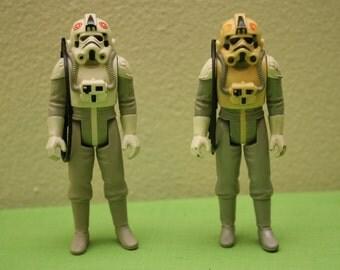 Vintage 1980 Star Wars - AT-AT Driver (loose, complete)