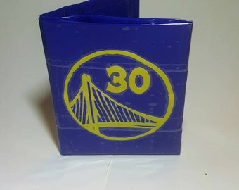 Steph Curry Golden State Warriors Smallet
