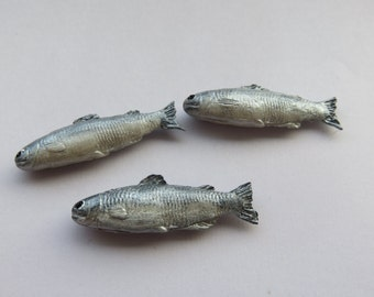 Dolls House Miniature Food- Salmon Fish
