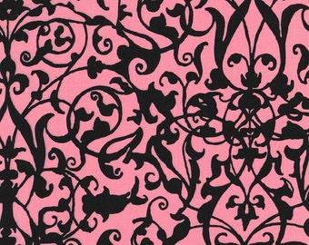 Michael Miller Trellis Gate Pink