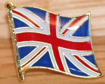 United Kingdom (Union Flag) Pin Badge