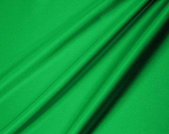 Silky Satin Solid Emerald 901