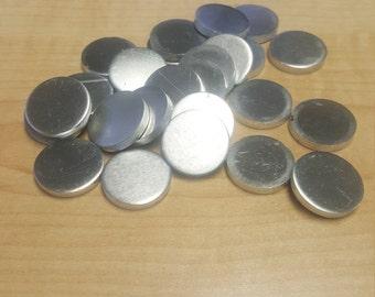 22 Gauge Aluminum Discs