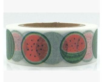 SALE!!Watermelon Washi Tape/Japanese Washi Tape / Deco tape TZ905