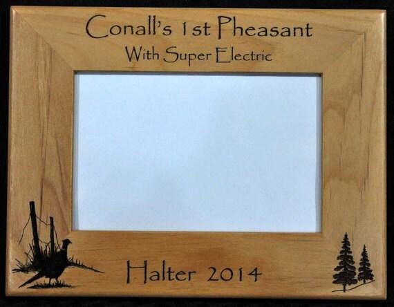 hunting frame hunting gift gift for hunter hunting