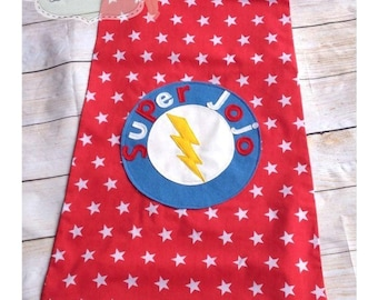 Personalised Superhero Cape - Various Colours Available, Super Hero, Costume, Dress Up