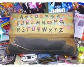 Stranger Things Inspired Cushion