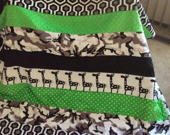 Lap/twin quilt