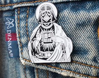 Sacred Vader - Star Wars Darth Vader Parody Limited Edition Enamel Pin