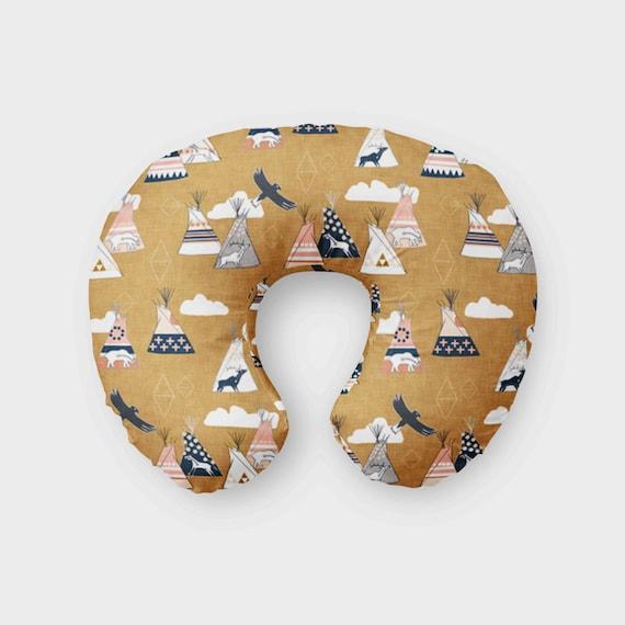 Nursing Pillow Cover Boho Woodland Boppy Slipcover Boppy