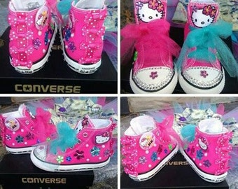 Character Converse High Top
