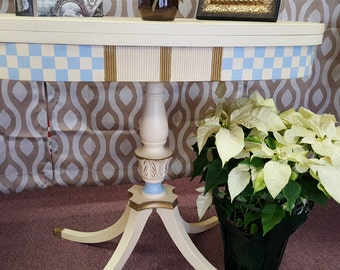 SOLD***Beautiful Antique Accent Table**SOLD**