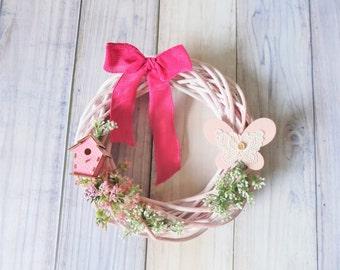 Beautiful Door Wreath, Sweet