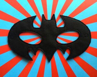 Batman Felt Mask