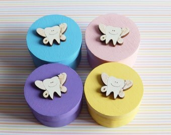 "Shop ""tooth fairy box"" in Jewelry"