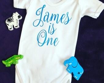 Personalised Baby Grow, Onsie, Bodysuit, Custom, Bespoke