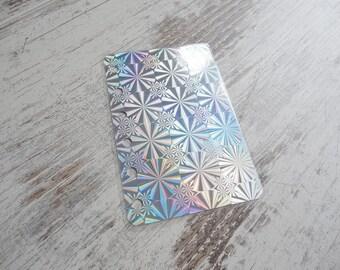 A7 pocket dashboard sparkling round