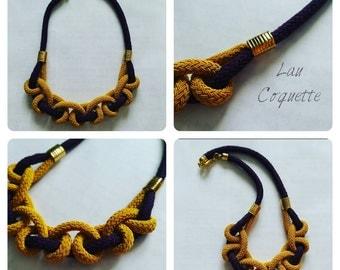 Necklace knots Knots necklace