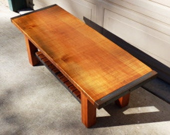 Ponderosa Pine coffee table