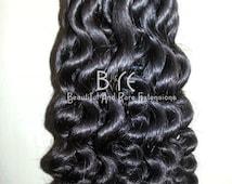 Curly Virgin Hair Extensions/ Hair Bundles/Deep Curly Hair