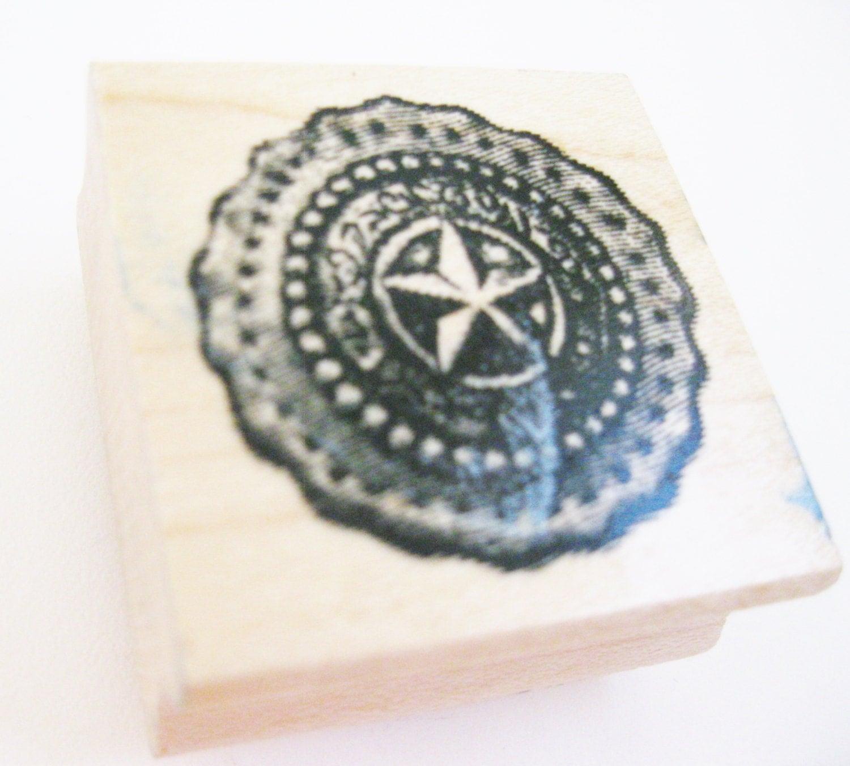 Rubber stamp craft supplies -  3 95