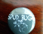 Spud Bugs Buttons