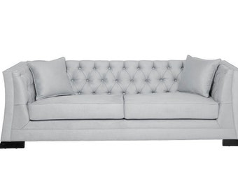Hand made mid-century modern sofa /couch