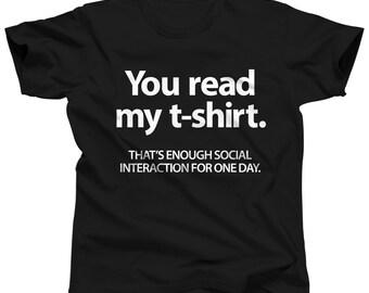 Anxiety Shirt - Social Anxiety Tshirt - Social Interaction - Anxiety Awareness - Hipster - Mental Health - Funny T Shirt - Anxiety T-Shirt