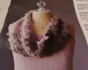 Lofty Lace Cowl