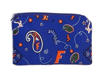 University of Florida Gators Coin Pouch